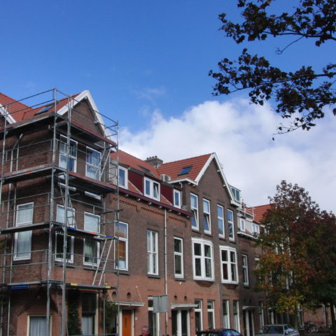Dak onderhoud Delft