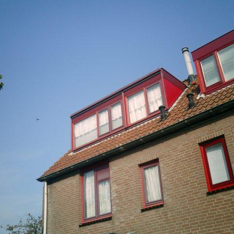 Dakkapel Delft