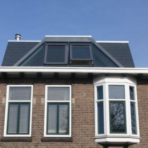 Dakopbouw Delft