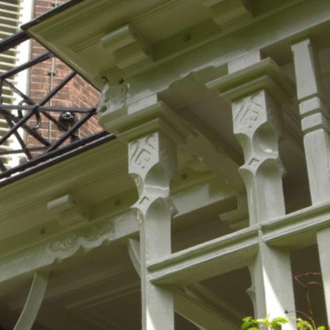 Balkon museum Lambert Vermeerten