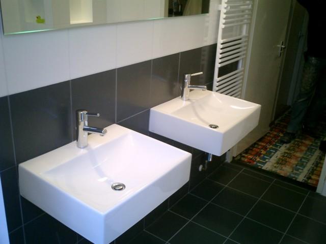 Badkamer met toilet Delft – Het Tanthof