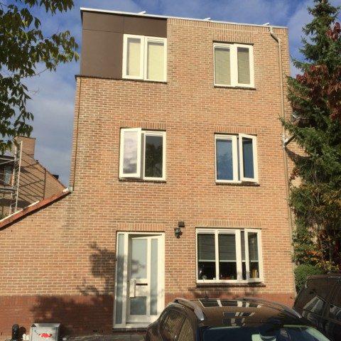 Groot onderhoud woning Delft
